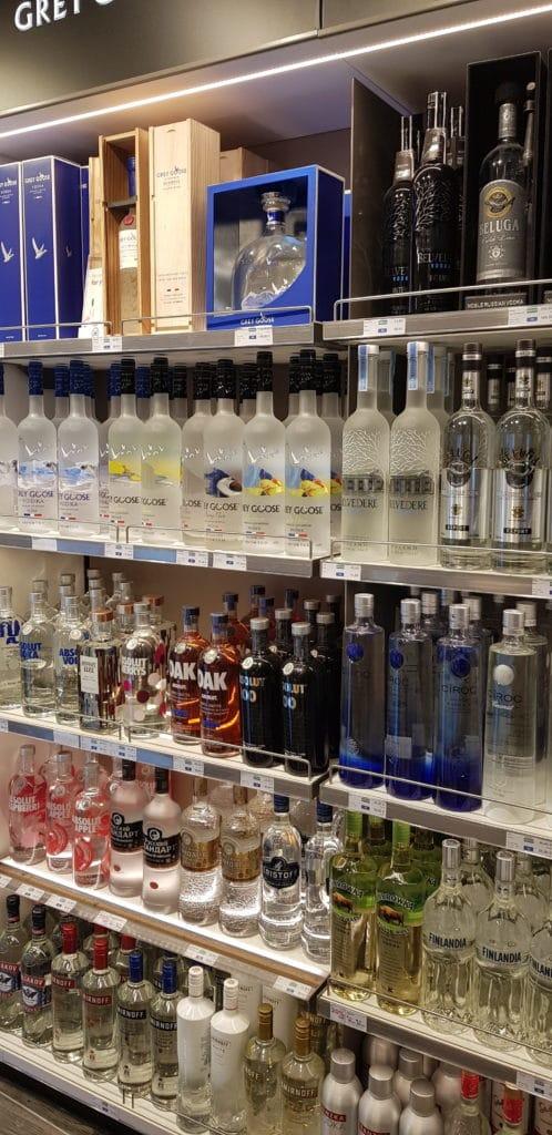 rayon vodka aeroport nice
